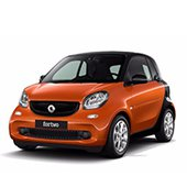 Smart Forfour 453 (2016-2017)